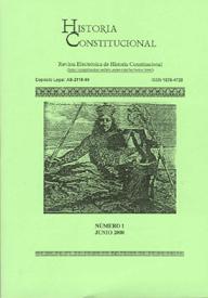 Ver Núm. 1 (2000): Historia Constitucional N. 1 (2000)