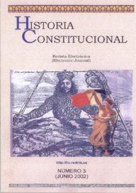 Ver Núm. 3 (2002): Historia Constitucional N. 3 (2002)