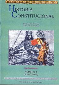 Ver Núm. 4 (2003): Historia Constitucional N. 4 (2003)