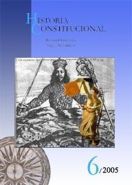 Ver Núm. 6 (2005): Historia Constitucional N. 6 (2005)