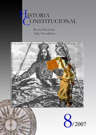Ver Núm. 8 (2007): Historia Constitucional N. 8 (2007)